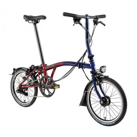 Vélo pliant BROMPTON S6L Nine Streets Edition
