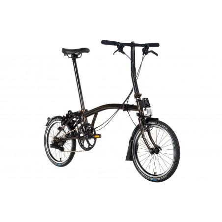 Vélo pliant BROMPTON S6L FULL BLACK EDITION LACQUE