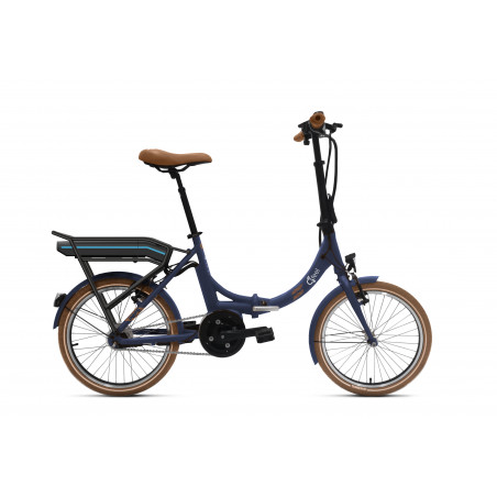 Vélo électrique pliant O2FEEL Peps N7C O2Feel lithium-ion O2Feel lithium-ion O2Feel lithium-ion
