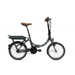 Vélo électrique pliant O2FEEL Peps N7C 2019