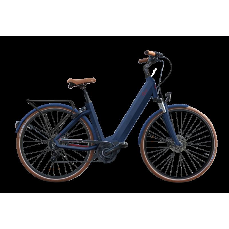 Vélo de ville électrique O2FEEL iSwan DI2 E5000 2019