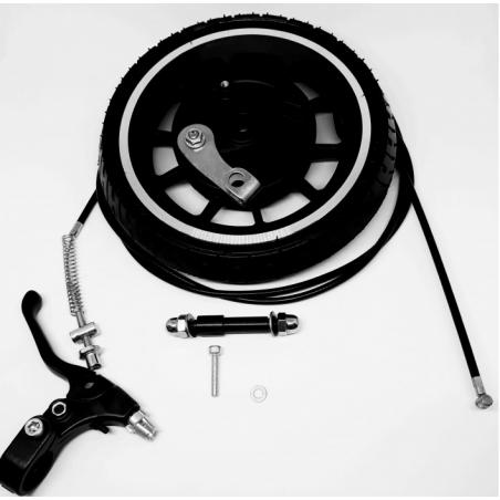 Kit frein à tambour E-twow + Roue