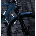 Antivol vélo pliable ABUS Bordo Alarm 6000A/90 Noir SH