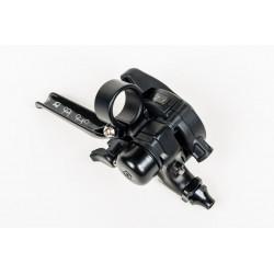 Brompton levier de vitesse levier de frein intégré RHS (QGSHIFTR3A-BK) 3 vitesses (noir) (2017 - )