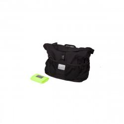 Sacoche Brompton Set T-Bag Grand Tourisme 31L avec bloc de fixation et housse de pluie (QTB)