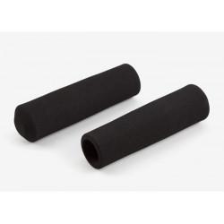 Brompton - Poignées - 100 mm Brompton M/H Type (Noir) (avant 2017) (QHBGRIP-M-BK)