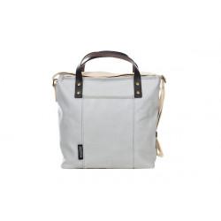 Brompton - sac à main + cadre - (Gris) (QTOTEB-GY)