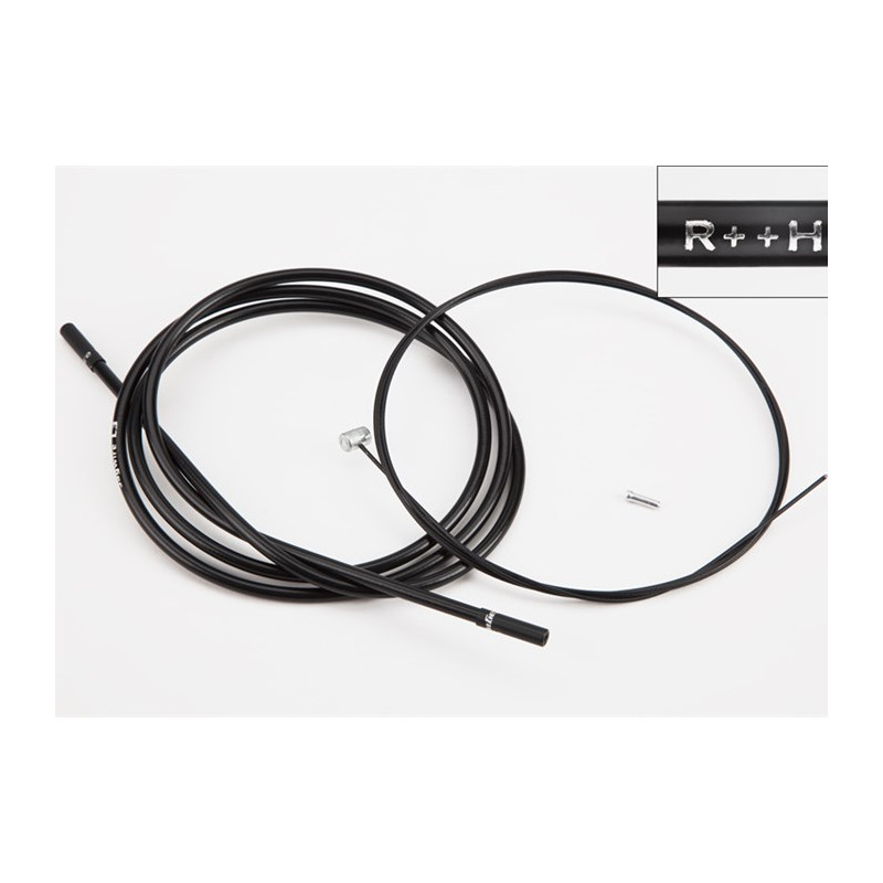 Brompton Cable de frein arrière pour modèle M, poignée 30° kit complet câble et gaine