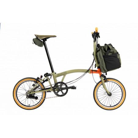 Vélo pliant BROMPTON M6E Edition limitée Explore 2020