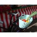 Panier vélo HAPO-G Trendy 13,5 litres fixation porte-bagage
