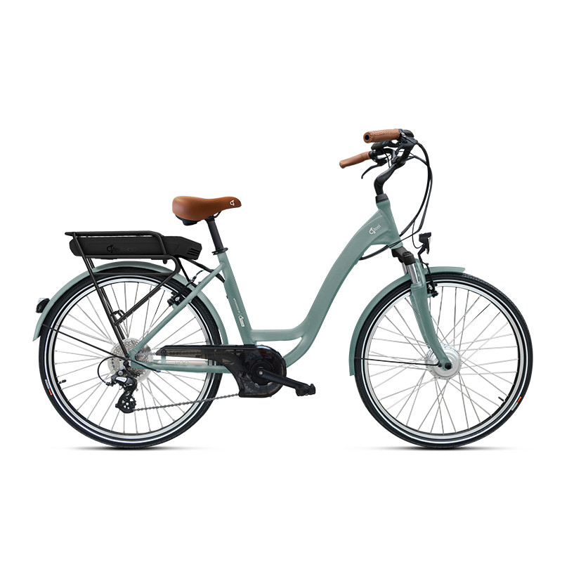 Vélo de ville électrique O2FEEL Vog OD7