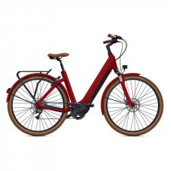 Vélo de ville électrique O2FEEL iSwan D8