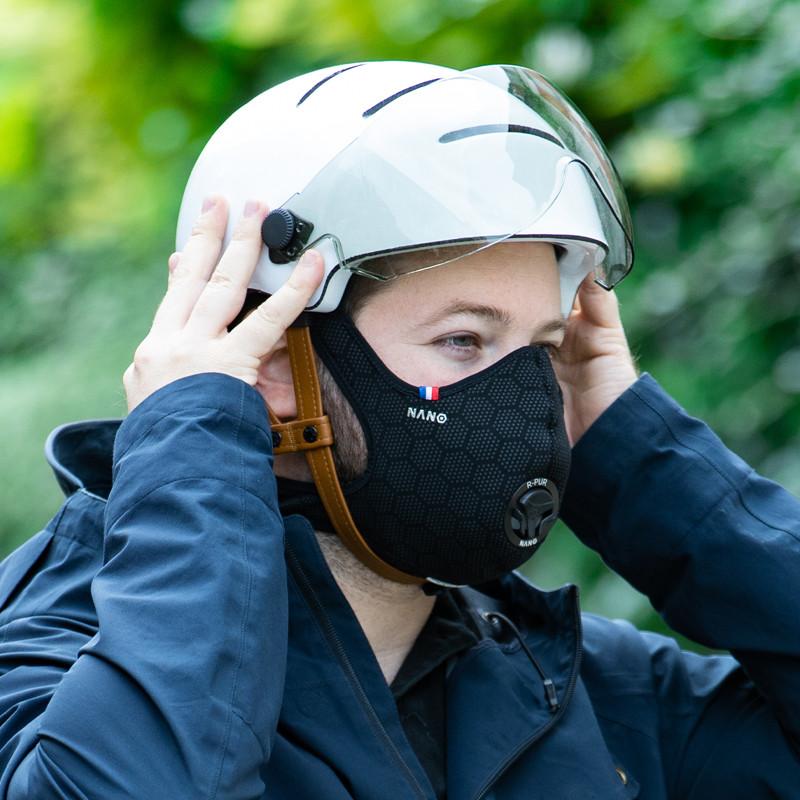 Masque antipollution R-PUR Nano Light Ceramic