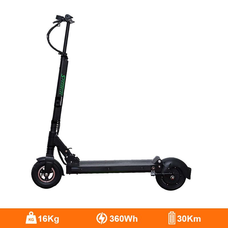 Trottinette électrique MINIMOTORS SpeedWay Mini 4 Pro Lite Noire