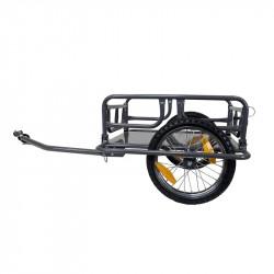 Remorque vélo acier transport marchandise