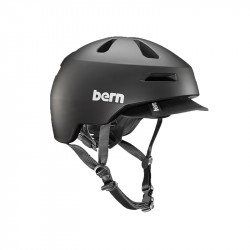 Casque vélo BERN Brentwood 2.0 Noir Mat