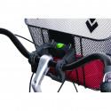 FIxation panier avant HAPO-G pour vélo électrique