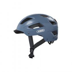 Casque vélo urbain ABUS Hyban 2.0 Bleu Glacier
