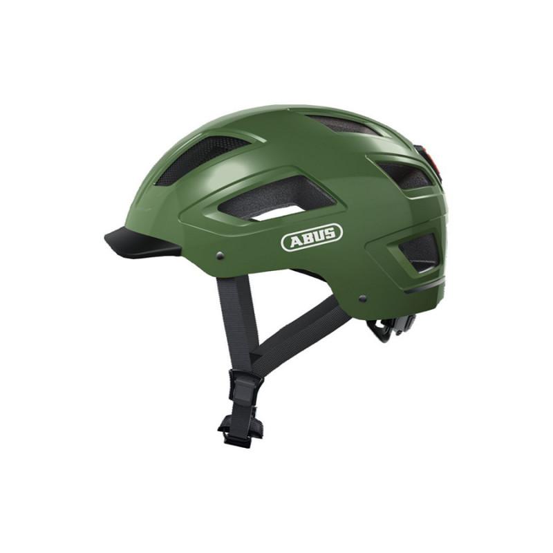 Casque vélo adulte ABUS Hyban 2.0 Vert Jade