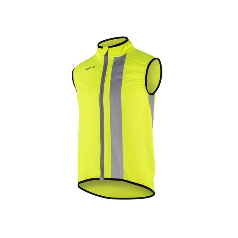 Maverick Jacket yellow WOWOW