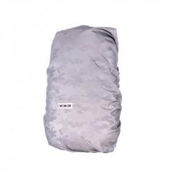 Housse de pluie argent sac à dos WOWOW Titanium