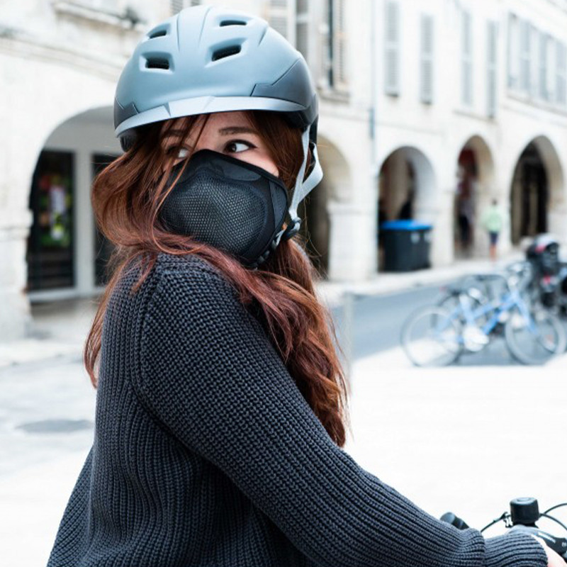Masque anti-pollution + 2 filtres BIKE ORIGINAL
