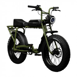 Vélo électrique SUPER73 SG1 Vert