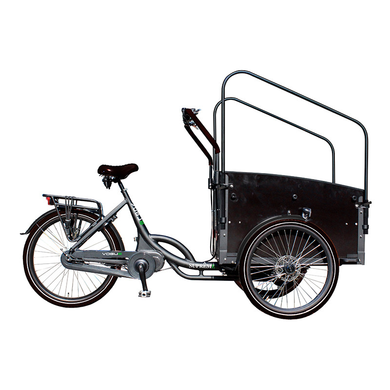 Vélo cargo électrique VOGUE Supreme 2020