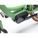 Vélo de ville électrique Beaufort Tavulia Vert Olive