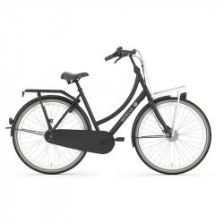 Vélo hollandais cadre bas GAZELLE PuurNL 7V Noir Classique