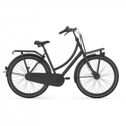 Vélo hollandais cadre bas GAZELLE PuurNL 7V Edition Midnight