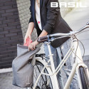Sacoche vélo simple BASIL City Shopper 16L