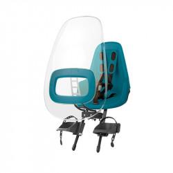 Pare brise siège vélo bébé bleu BOBIKE One et One plus