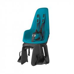Siège bébé vélo porte-bagage BOBIKE One Maxi Bleu 9 à 22kg