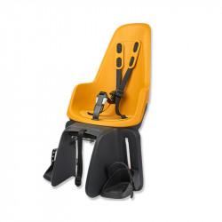 Siège bébé vélo porte-bagage BOBIKE One Maxi Moutarde 9 à 22kg