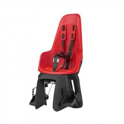Siège bébé vélo arrière BOBIKE One Maxi Rouge 9 à 22kg