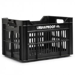 Caisse transport vélo 30L URBAN PROOF noir