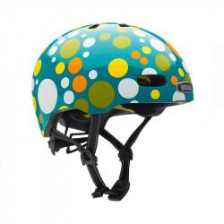 Casque vélo NUTCASE Street Polka Face