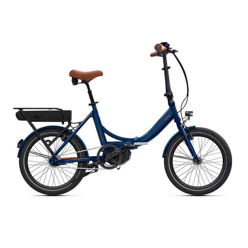 Vélo électrique pliant O2Feel Peps Fold Up 3.1