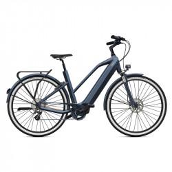 Vélo de ville électrique O2feel iSwan Urban Boost 6.1