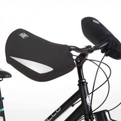 Manchons vélo noir TUCANO URBANO pour guidon City