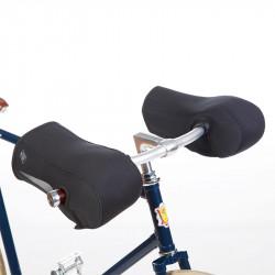 Manchons vélo noir TUCANO URBANO pour guidon Cargo et Fixie