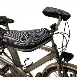 Manchons vélo zebra TUCANO URBANO pour guidon City