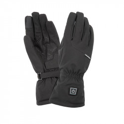 Gants vélo chauffant noir TUCANO URBANO Feelwarm