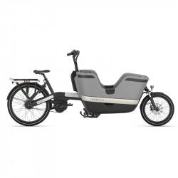 Vélo cargo électrique hollandais GAZELLE Makki C380 HMB