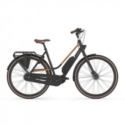 Vélo électrique de ville GAZELLE CityGo C7 HMS