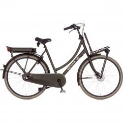 Vélo électrique de ville CORTINA E-U4 Vert Foncé 3v