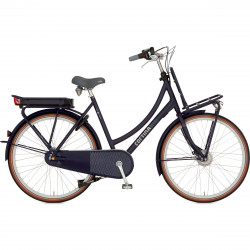 Vélo hollandais électrique CORTINA E-U4 Denim 7v