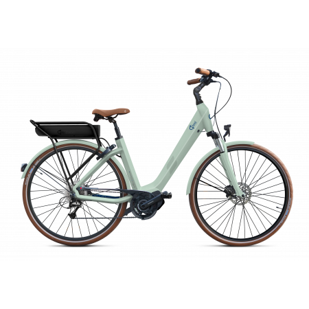 Vélo de ville électrique O2FEEL Swan D8
