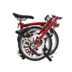 Vélo pliant BROMPTON M6L House Red